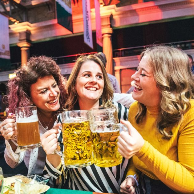 VIP Corporate Hospitality Food dining Staff Incentive Gift Travel Package Bierfest Beer Week Festival