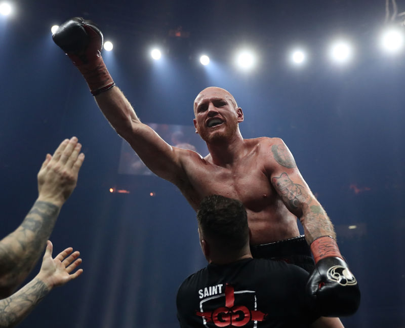 Groves vs Eubank Corporate boxing Hospitality