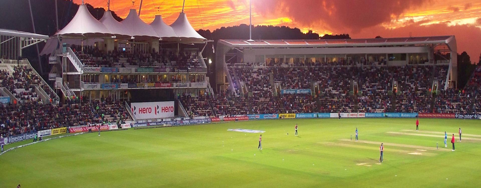 Ageas Bowl Cricket Hospitality Gala Hospitality