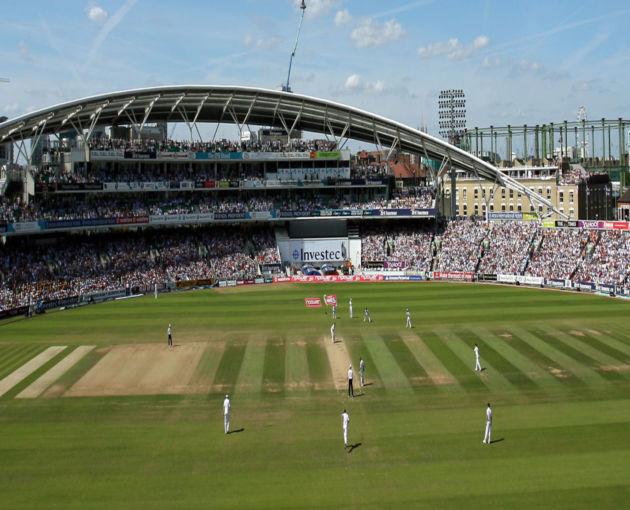 Kia Oval Cricket Hospitality