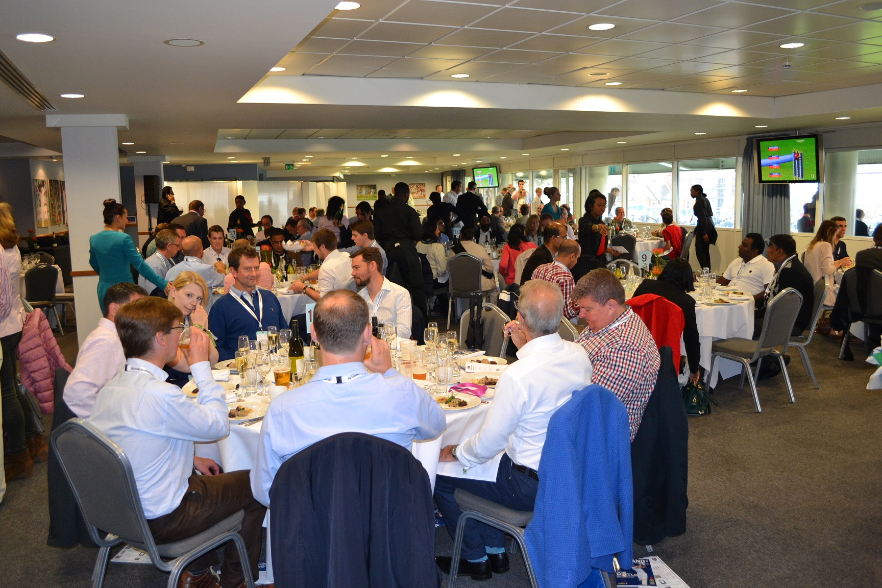 Kia Oval Cricket Hospitality