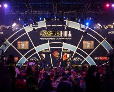 Darts Cortporate Sports Hospitality