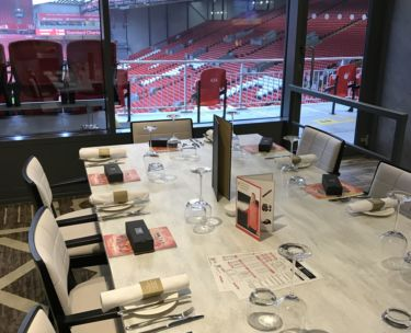Liverpool Football Match Game Corporate Sports Hospitality Premier League