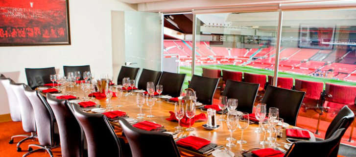 Man utd Manchester united Match Game Corporate Sports Hospitality Premier League
