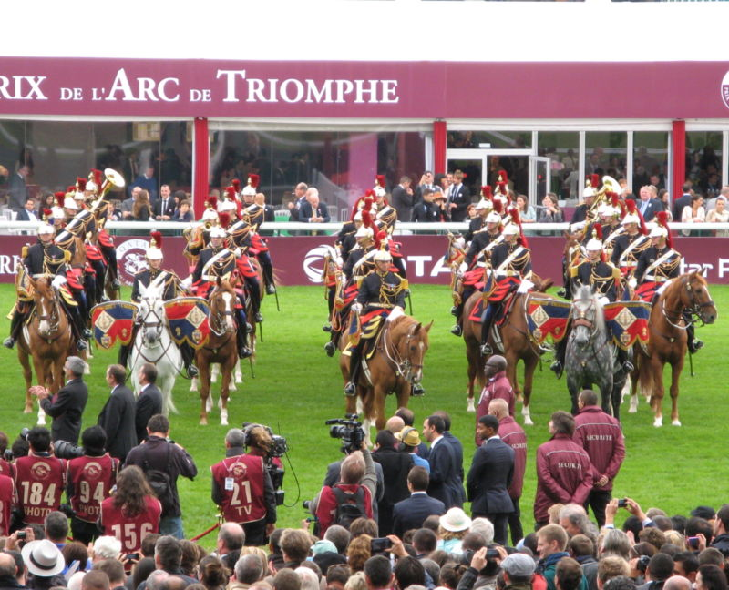 Qatar Prix De l'Arc De Triomphe Longchamp Racecourse hospitality Horse Racing Race Course VIP Corporate Sports VIP Hospitality