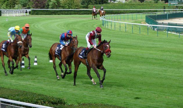 Qatar Prix De l'Arc De Triomphe Longchamp Racecourse hospitality