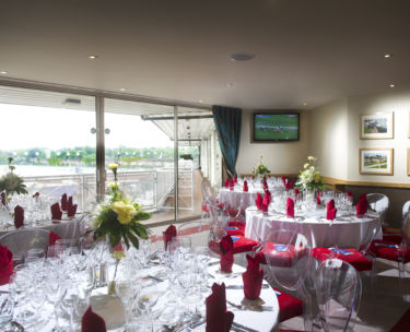 Chester Race Course Hospitality