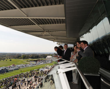Epsom Horse Racing Race Course Corporate Sports Hospitality