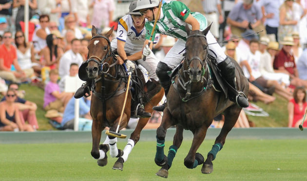 King Power Gold Cup Finals Polo Corporate Sports VIP Hospitality