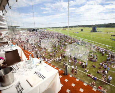 Newbury Horse Racing Race Course VIP Corporate Sports VIP Hospitality
