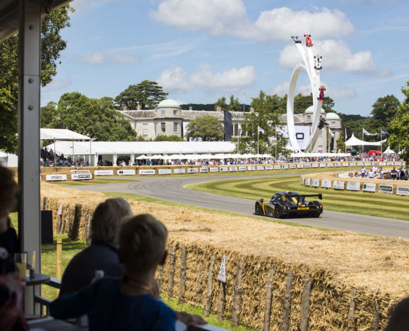 Festival Of Speed >> Goodwood Festival Of Speed Vip Hospitality Packages Gala Events