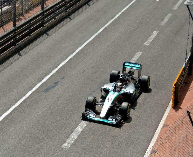 F1 Monaco Grand Prix Hospitality