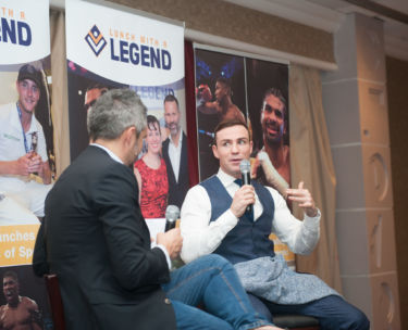 Tony Bellew vs Oleksandr Usyk Hospitality