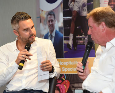 Gala Golf Classic 2018 : Royal Birkdale with Harry Redknapp Sport Lunch Sporting Dinner VIP Hospitality Package Cricket Horse Racing Boxing Football Rugby Event Celebrity Guest Speaker London Birmingham Midlands