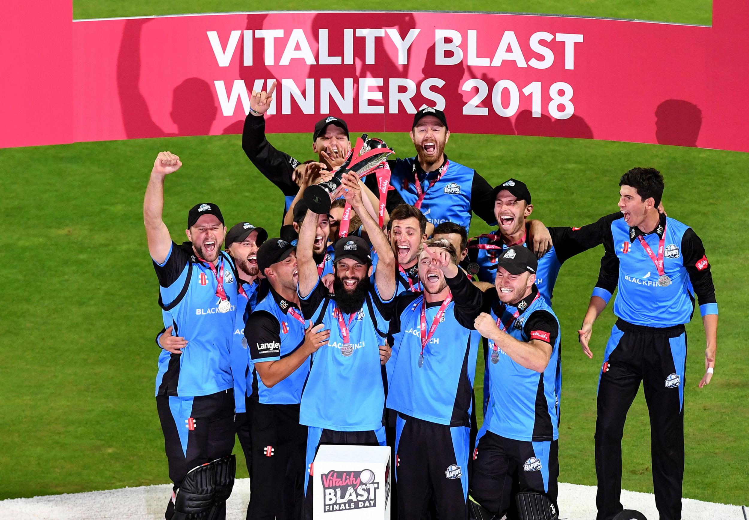 Vitality T20 Blast Finals Day at Edgbaston 2019 | Gala Hospitality